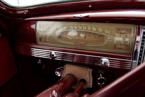 1941 Desoto 2D Sedan Deluxe Suicide Doors For Sale (picture 5 of 6)