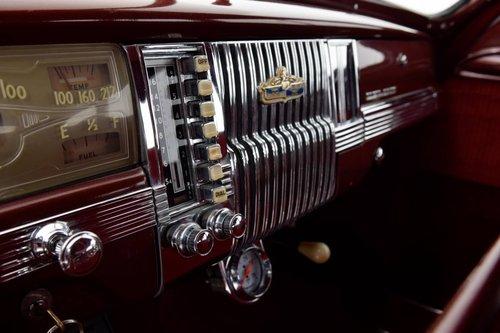 1941 Desoto 2D Sedan Deluxe Suicide Doors For Sale (picture 6 of 6)
