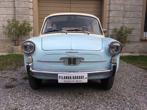 1966 Autobianchi Bianchina Panoramica - Vers. Bicolor  For Sale (picture 1 of 6)