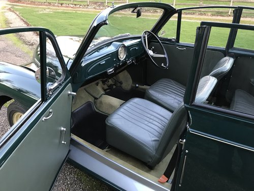 1957 Morris Minor Convertible For Sale (picture 5 of 6)