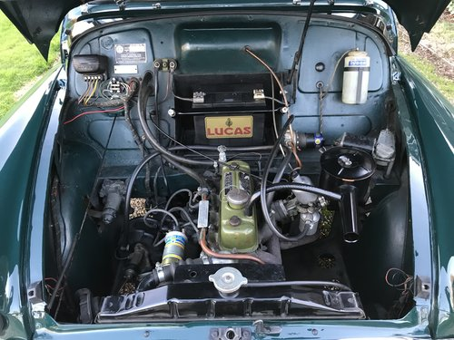 1957 Morris Minor Convertible For Sale (picture 6 of 6)