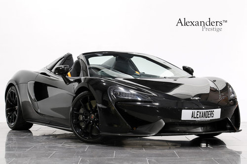 2017 17 67 MCLAREN 570S 3.8 V8 SSG  For Sale (picture 1 of 6)