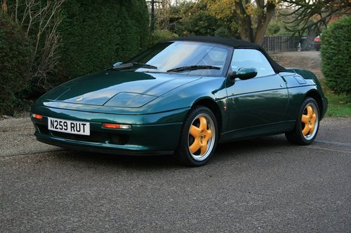 1996 Lotus Elan S2 Jim Clark Special Edition SOLD (picture 1 of 6)