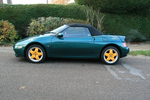 1996 Lotus Elan S2 Jim Clark Special Edition SOLD (picture 2 of 6)