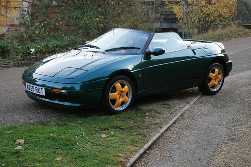 1996 Lotus Elan S2 Jim Clark Special Edition SOLD (picture 4 of 6)
