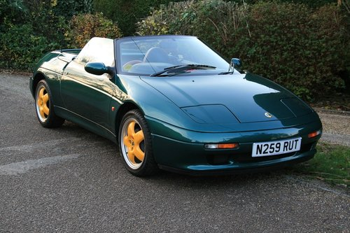 1996 Lotus Elan S2 Jim Clark Special Edition SOLD (picture 5 of 6)