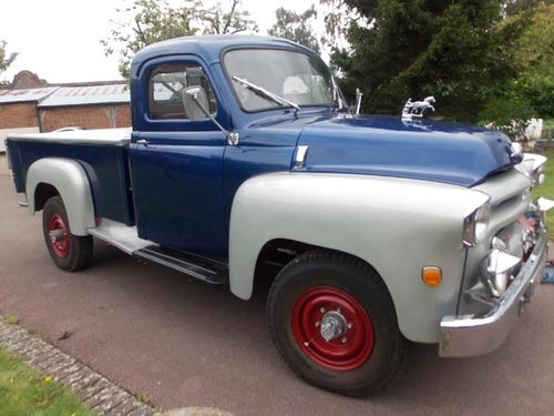 1956 IH PICK UP 4WD and RHD only one in the UK For Sale