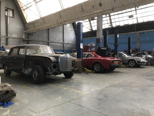 Classic Car Restorations & Servicing in Scotland.  (picture 3 of 6)