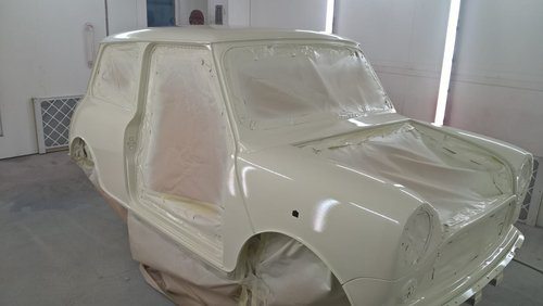 Classic Car Restorations & Servicing in Scotland.  (picture 4 of 6)