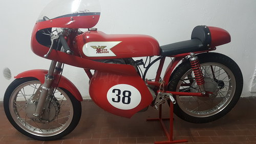 1963 Moto Morini 175 Corsa For Sale (picture 1 of 6)