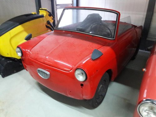 1969 Autobianchi BIANCHINA CABRIOLET. SOLD (picture 1 of 6)