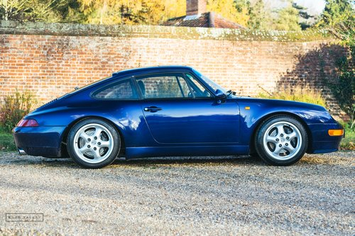 1994 Porsche 911 (993) Carrera 2 Manual Coupe SOLD (picture 2 of 6)