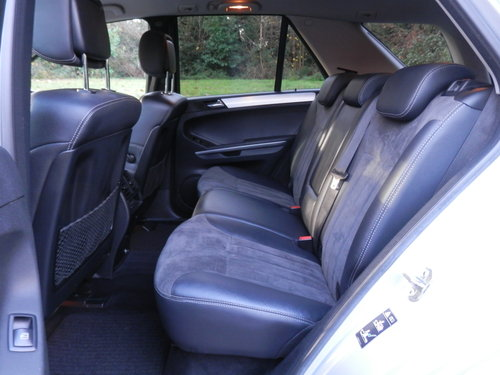 Mercedes ML280 CDi Sport.. Rare Factory AMG Spec.. FSH SOLD (picture 4 of 6)