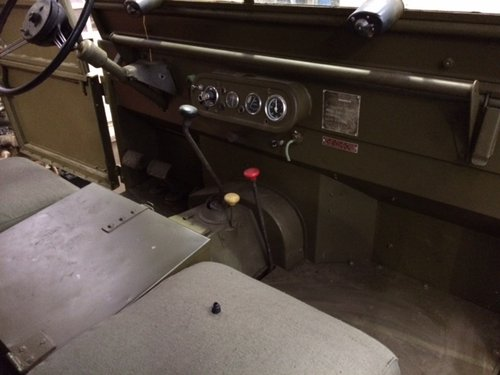 1953 Minerva Jeep - Based on Land Rover Series 1 80 inch For Sale (picture 3 of 4)