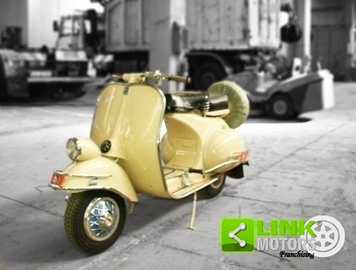 1956 Vespa VN2T For Sale (picture 1 of 6)