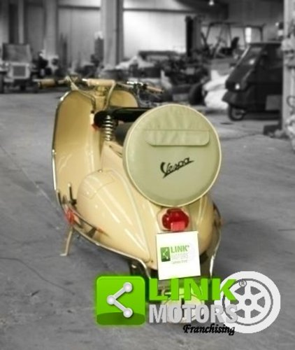 1956 Vespa VN2T For Sale (picture 3 of 6)