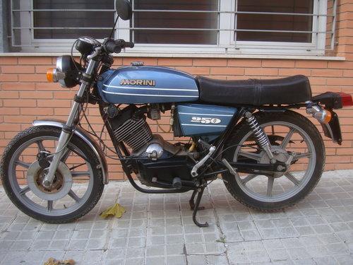 1979 Moto Morini 250 T For Sale (picture 1 of 6)