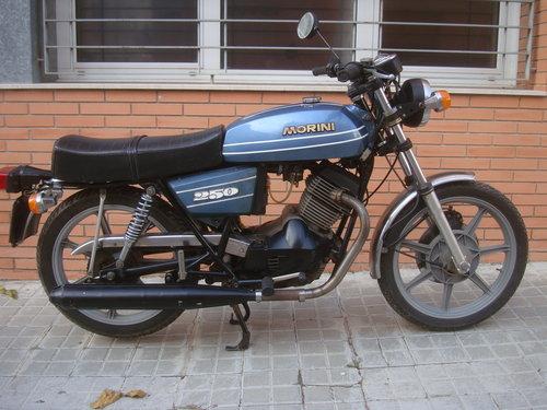 1979 Moto Morini 250 T For Sale (picture 3 of 6)