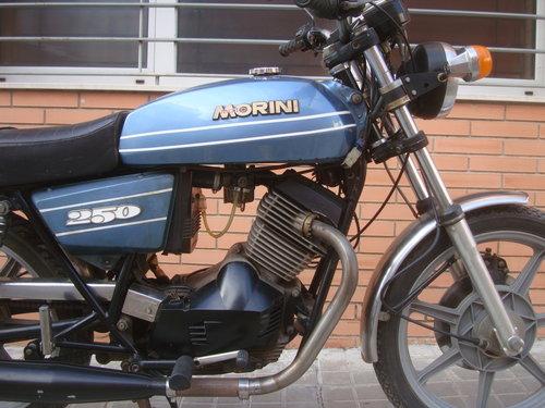 1979 Moto Morini 250 T For Sale (picture 4 of 6)