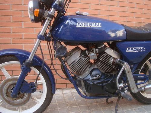 1984 Moto Morini 250 V For Sale (picture 4 of 6)