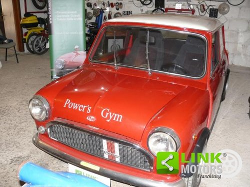 1967 Innocenti Mini Minor B 38 1 For Sale (picture 1 of 6)