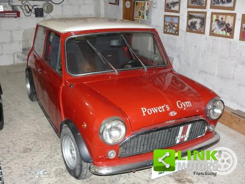 1967 Innocenti Mini Minor B 38 1 For Sale (picture 2 of 6)
