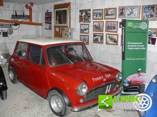 1967 Innocenti Mini Minor B 38 1 For Sale (picture 3 of 6)