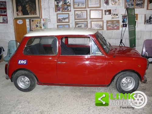 1967 Innocenti Mini Minor B 38 1 For Sale (picture 4 of 6)
