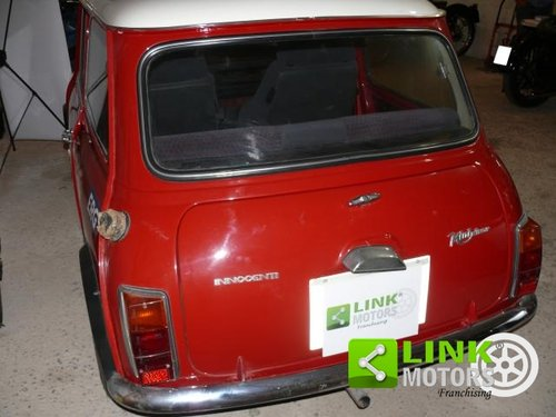 1967 Innocenti Mini Minor B 38 1 For Sale (picture 6 of 6)