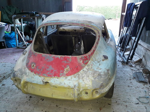 1963 Rochdale Olympic Mk1 Project Car Sold Car And Classic