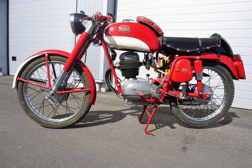1958 FB Mondial 175 ss Sport SOLD (picture 2 of 6)
