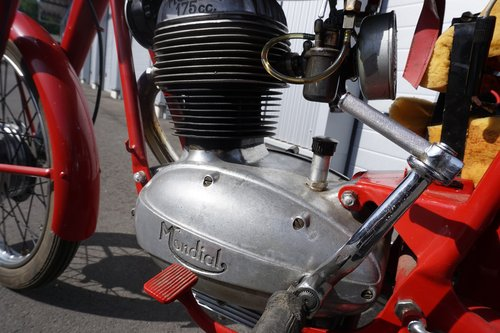 1958 FB Mondial 175 ss Sport SOLD (picture 4 of 6)