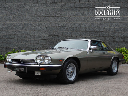 1989 Jaguar XJS 5.3 V12 Coupe Automatic For Sale In London  For Sale (picture 1 of 6)