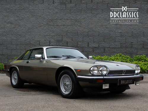 1989 Jaguar XJS 5.3 V12 Coupe Automatic For Sale In London  For Sale (picture 2 of 6)
