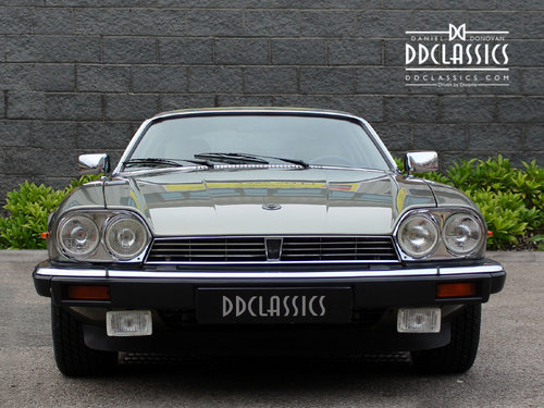 1989 Jaguar XJS 5.3 V12 Coupe Automatic For Sale In London  For Sale (picture 4 of 6)