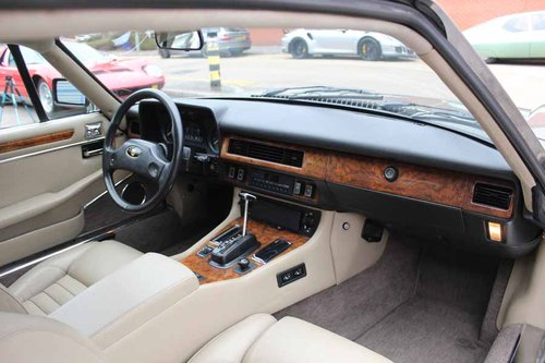 1989 Jaguar XJS 5.3 V12 Coupe Automatic For Sale In London  For Sale (picture 6 of 6)