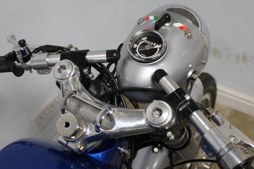 1968 Ducati 160 Monza Junior SHOC Only describe as Pristine SOLD (picture 4 of 6)
