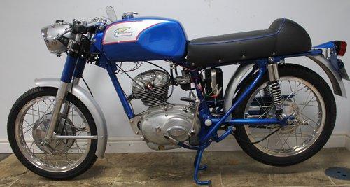 1968 Ducati 160 Monza Junior SHOC Only describe as Pristine SOLD (picture 5 of 6)