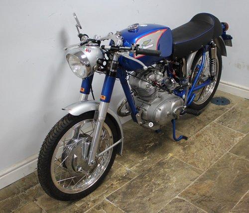 1968 Ducati 160 Monza Junior SHOC Only describe as Pristine SOLD (picture 6 of 6)