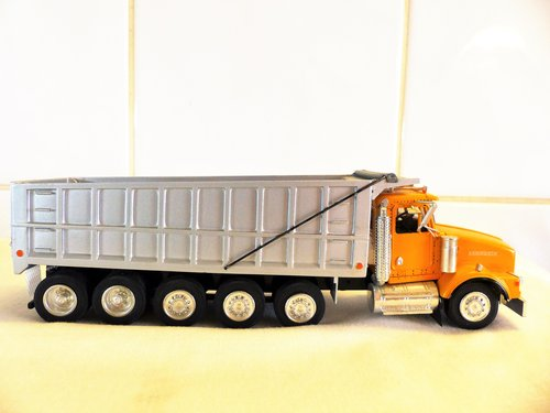 HART SMITH MODELS-KENWORTH T800 12x4 TIPPER For Sale (picture 2 of 6)