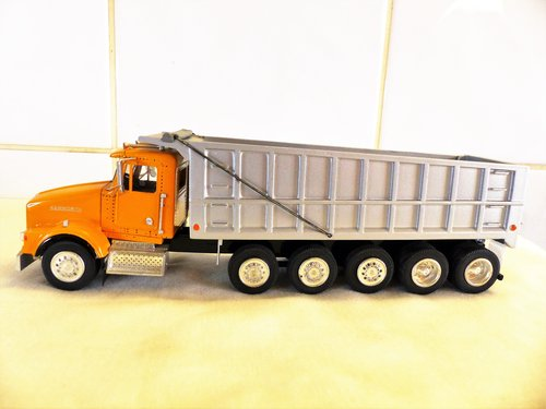 HART SMITH MODELS-KENWORTH T800 12x4 TIPPER For Sale (picture 3 of 6)
