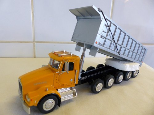 HART SMITH MODELS-KENWORTH T800 12x4 TIPPER For Sale (picture 5 of 6)