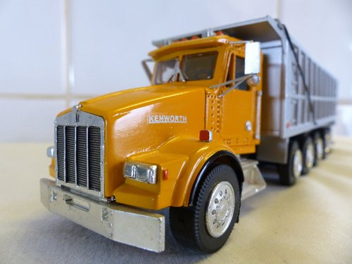 HART SMITH MODELS-KENWORTH T800 12x4 TIPPER For Sale (picture 6 of 6)