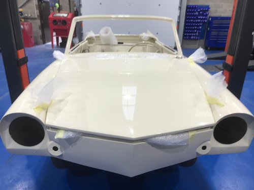 1965 Amphicar - To be sold as a concours restoration For Sale (picture 1 of 6)