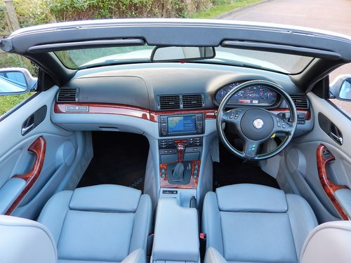 2004 Alpina B3 S 3.4 convertible -- Immaculate cherished car SOLD (picture 3 of 6)