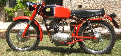 1954 INCREDIBLE RACING PROVENANCE & HISTORY IN ITALY For Sale (picture 1 of 4)