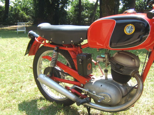 1954 INCREDIBLE RACING PROVENANCE & HISTORY IN ITALY For Sale (picture 2 of 4)