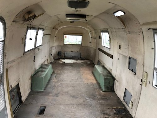 1968 Vintage American Airstream Trailer  For Sale (picture 4 of 6)