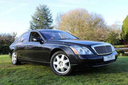 2004 MAYBACH 57 For Sale (picture 1 of 6)