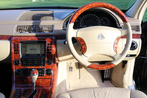 2004 MAYBACH 57 For Sale (picture 2 of 6)